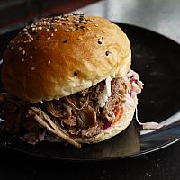 Large Classic BBQ Pulled Pork Sandwich