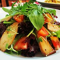 Grilled Mushroom Wasabi