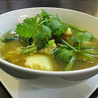 Egg Veggie Soup