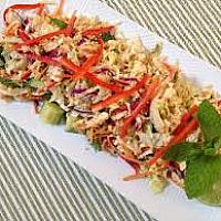 Spicy Salad with Thai Herbs