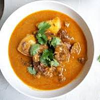 Massaman Curry with Duck