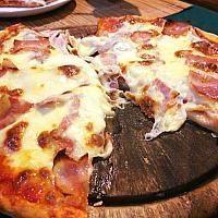 Pizza Chicken Satay