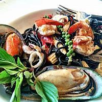 Black Ocean Spaghetti
