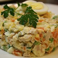 Stolichnyi salad