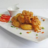 Fried Cuttlefish