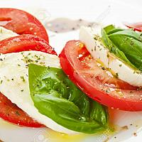 Tomato with Mozzarella