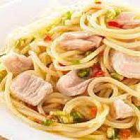 Pasta with Tuna