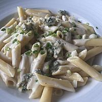 Penne Creamy Blue Cheese