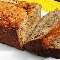 Banana Cashew Nut Bread