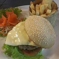 Cheeses Burger