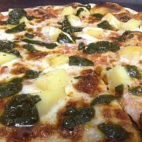 Spinach & Gorgonzola