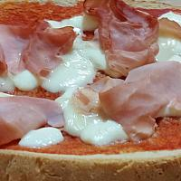 Bruschetta Ham