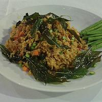 fried rice curry