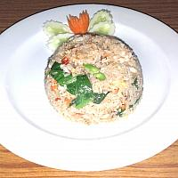 Fried Rice Vegetables