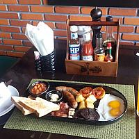 Ultimate Fry-Up