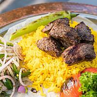 Kusbasi Sis Kebab