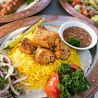 Tavuk sis Kebab