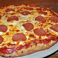 Chorizo &Chili Pizza