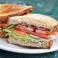 BLT and French Fries
