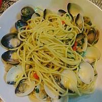 Vongole (Spaghetti Clams)
