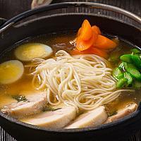 Somen soup
