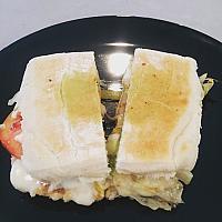 BLT panini