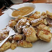Kaiserschmarrn with Apple mash