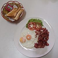 Bacon & Fried Eggs