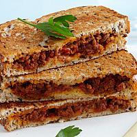 Bolognese Sandwich