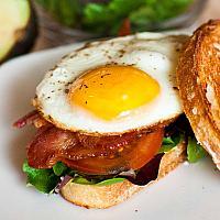 bacon&Egg sandwich