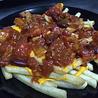 Cheezy Chili Fries