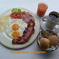 International Breakfast