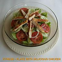 Fitness-Plate