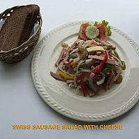 Swiss Sausage Salad
