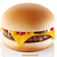 Cheese-beefburger