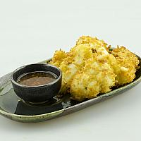 Golden Crumbed Fried Cauliflower