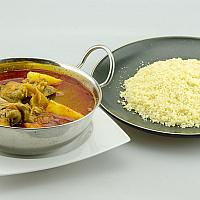 Mouther's Couscous