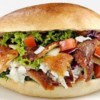 Chicken Kebab in pita bread