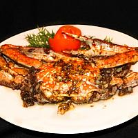 Singapore Pepper Crab