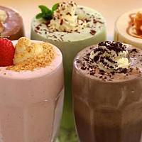 Kiwi Yogurt Shake
