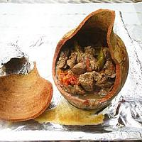 Testi (clay pot) kebab - for 2 Persons