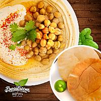 Hummus - Masbacha