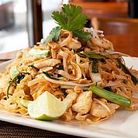 Pad Thai Chiken