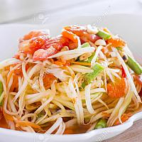 Green Papaya Salads