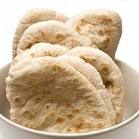 10. Pita bread home made