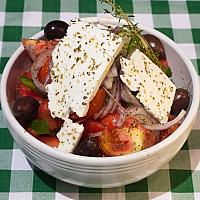 17. Greek Salad
