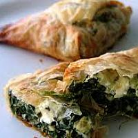 24. Granny's Spinach pie
