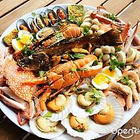 Seafood Set for Group/8 Persons