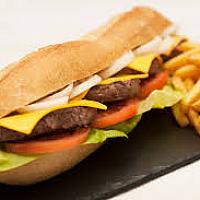 Americain sandwich