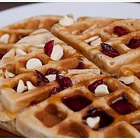Waffle Choccolate & Almond